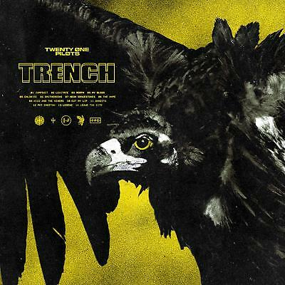 Twenty One Pilots 21 Pilots Trench Audio CD Album 2018 Alternative Music TOP NEW