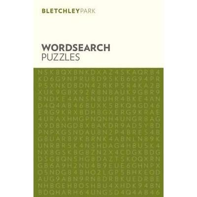 Bletchley Park Puzzles Wordsearch - Paperback NEW Arcturus Publis 2015-08-15