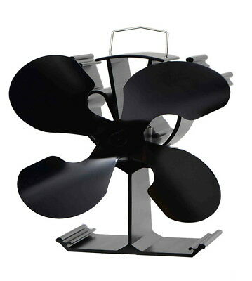 Eco Stove fan heat powered or spare blade or spare motor GENUINE VODA best value