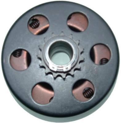 """16 tooth 219 Centrifugal clutch go kart buggy 3/4"""" 19mm"""