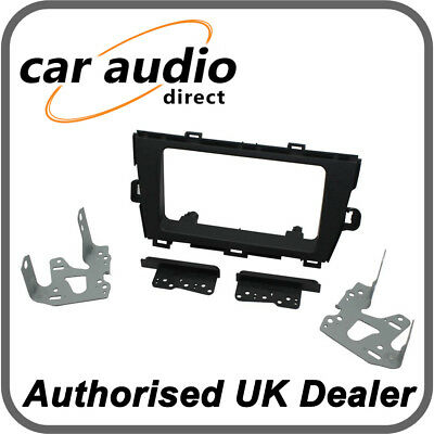 Toyota Prius LHD 2010 On Car Stereo Double Din Fascia Facia Panel CT23TY19L