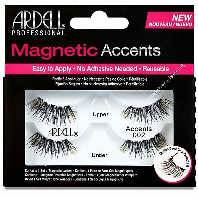 004e2b5be93 Ardell Magnetic Lash Accents 002 - BRAND NEW FAKE EYELASHES