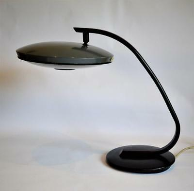 STYLISH 1960s RETRO MID-CENTURY MODERNIST FASE Madrid 520C TABLE DESK LAMP