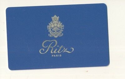 RITZ---Paris,France-----Room key--K-81