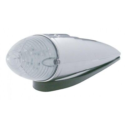 19 Amber Led Grakon 1000 Style Beehive Cab Light - Clear Lens