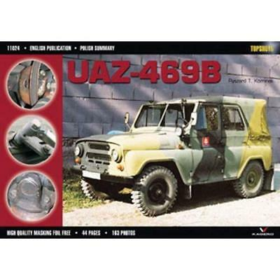 UAZ-469b - Paperback NEW T, Ryszard 31 Dec 2010