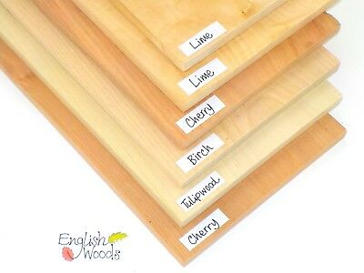 Pyrography Wood Blanks Pack. Planed thin boards perfect for woodburning art