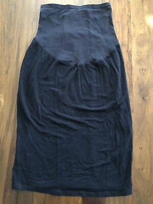 Old Navy Maternity Skirt - Black - Size Small - Pencil Skirt Style