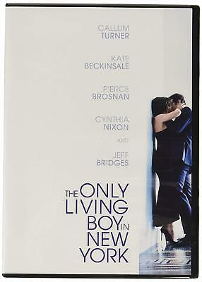 The Only Living Boy in New York (DVD, 2018)