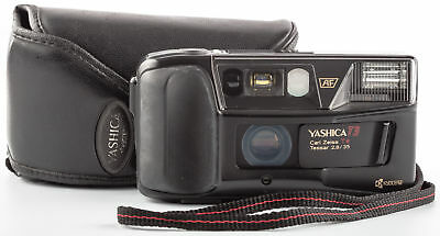 Yashica T3 mit Carl Zeiss Tessar 2,8/35mm T* SHP 56916