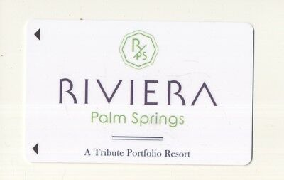 RIVIERA---Palm Springs,CA---Room key--K-94