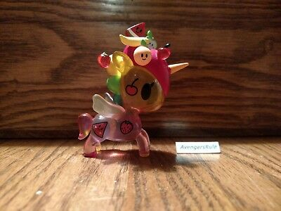 TokiDoki Unicorno Series 7 Fruttina