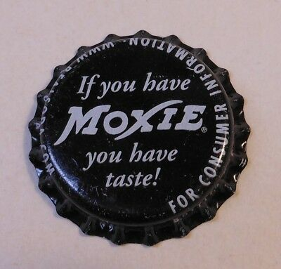 "Vintage Moxie ""If You Have""..plastic..unused..SODA BOTTLE CAP"