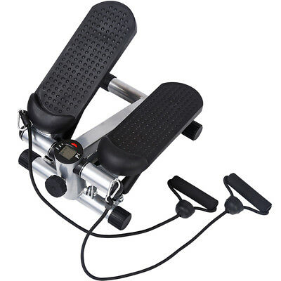 Mini Stepper Legs Arms Thigh Toner Toning Machine Workout Fitness Stair Step New
