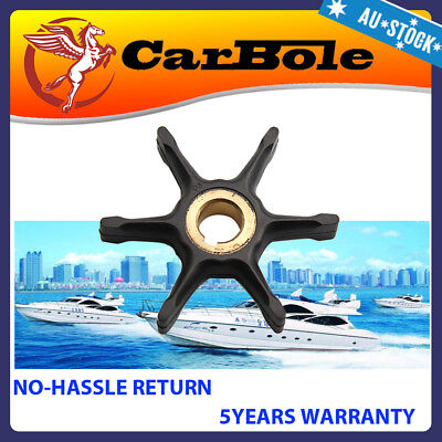 Water Pump Impeller For 15/18/20/25 HP Johnson Evinrude 18-3002 375638 775518