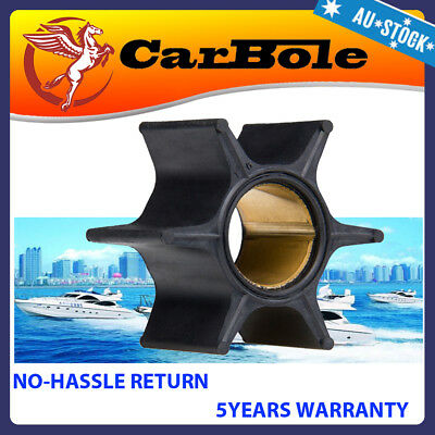 CarBole outboard Impeller for MERCURY 47-89984 47-65960 18-3017 9-45306 65-225HP