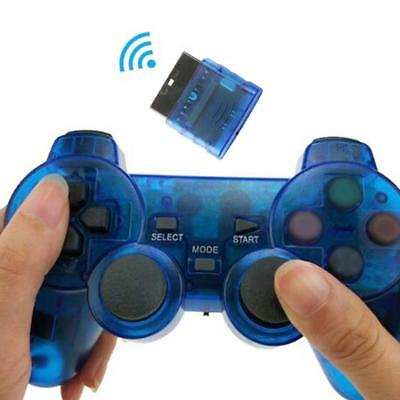 Wireless Bluetooth Gamepad Game Controller Game Handle Accessories For PS2