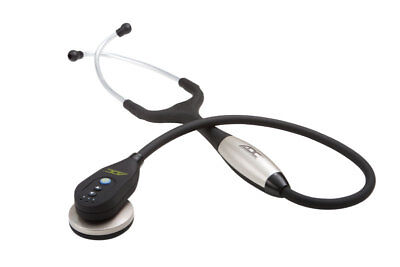 ADC 657 Adscope Model 3100 Littmann-Like Electronic Stethoscope Black 3100BK27