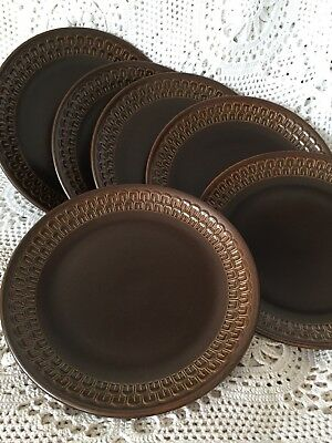 """Wedgwood Pennine 8.5""""Plates X6 More Items Listed Postage Combined"""