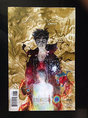 SANDMAN OVERTURE #6, SPECIAL INK VARIANT A, New, First print, DC Comics (2014)