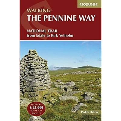 The Pennine Way - Paperback NEW Dillon, Paddy 03/03/2017