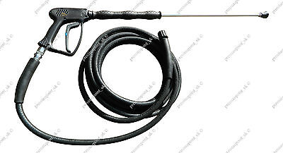 Quality Pressure Washer Gun Lance & 10 Meter Hose Assembly Hot Cold Machines