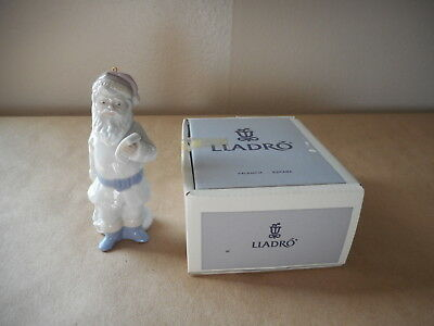 Lladro Christmas Ornament Santa Claus #5842