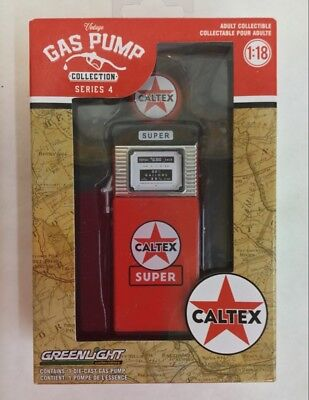 Die Cast Gas Pump (Agm055841)