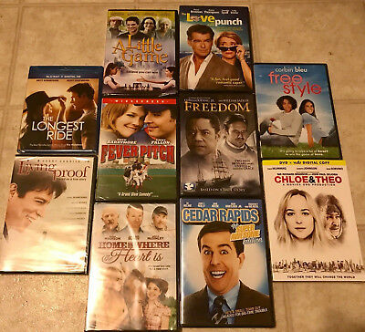 Brand New Movie Collection - DVD & Blu-Ray + Free Shipping