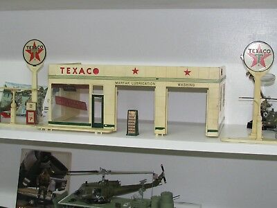 "Texaco Buddy L Station ""Parts"""