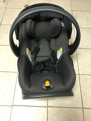 Chicco Fit2 Rear Facing Infant Toddler Car Seat 2 Years EXCELLENT SEAT AND SAFE