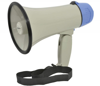 Adastra Portable Megaphone With Siren 10W