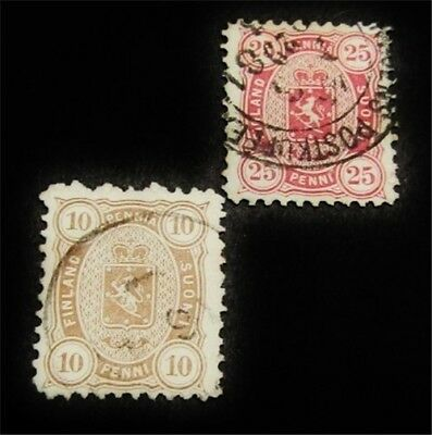 nystamps Finland Stamp # 20.22 Used $84