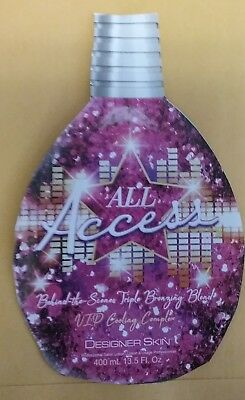 2019 DESIGNER SKIN ALL ACCESS TRIPLE BRONZING BLEND W/ COOLING COMPLEX 13.5 oz