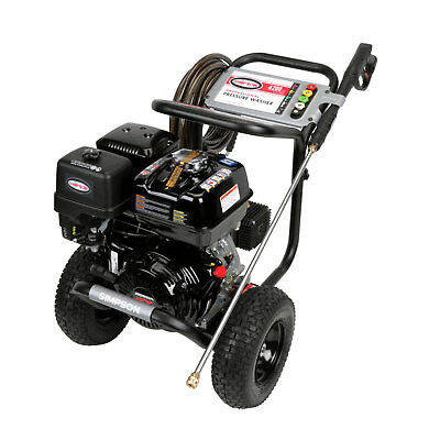 Simpson PowerShot 4,200 PSI 4.0 GPM Gas Pressure Power Washer Powered by Honda