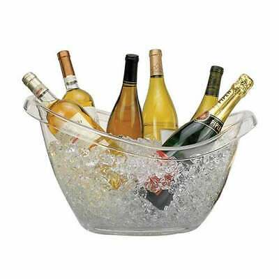 Perfect for Parties Birthdays Serroni Unbreakables Jumbo Party Ice Bucket Cold