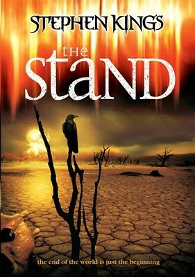 STEPHEN KING'S THE STAND New Sealed 2 DVD Set Complete 1994 TV Miniseries