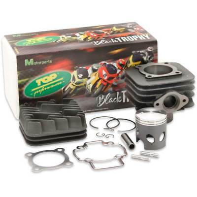 KIT CILINDRO TOP BLACK TROPHY D.48 PIAGGIO 50 Zip F.Rider Rst 1996-1997