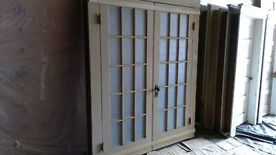 Beautiful 1930's Double French Door