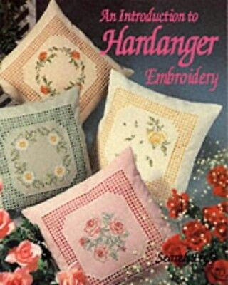An Introduction to Hardanger Embroidery by Search Press 0855327820 The Cheap