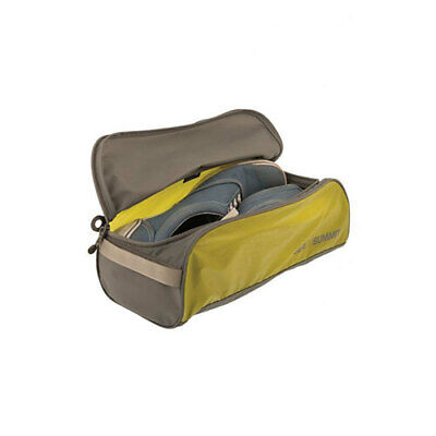 LGE LIME Travelling Light Durable Extra Tough Waterproof Camping Shoe Bag