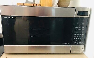Sharp Microwave Convection Oven 900w