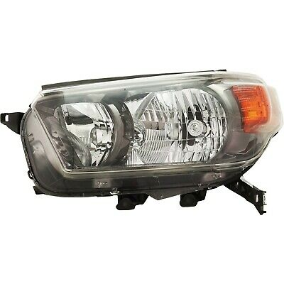 Headlight For 2010-2013 Toyota 4Runner Trail and SR5 With Trail Package Left