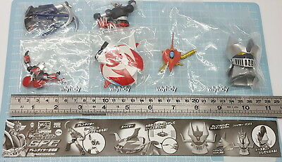 Super Figure Collection Grendizer Supeiza Great Mazinger - Takara Tomy ARTS , h#