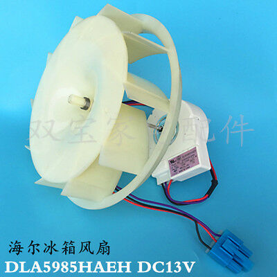 Replacement Part For Haier BCD-579WE Refrigerator Freezer Motor DLA5985HAEH Fan