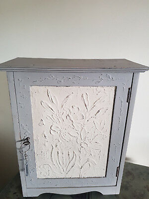 Victorian candle/tobacco cabinet