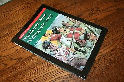 Napoleonic Wars Wellington's Army Brassey's History of Uniforms Series weapons