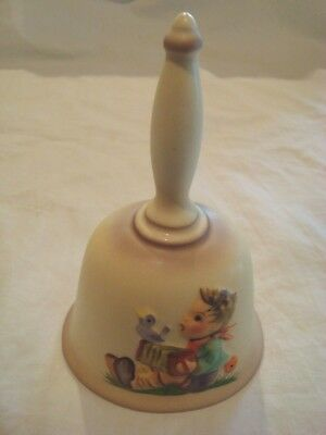 "Goebel Hummel First Edition Annual Bell ""lets Sing"" Hum 700"