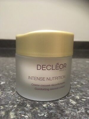 Decleor Intense Nutrition Comforting Cocoon Cream 50ml (Used)