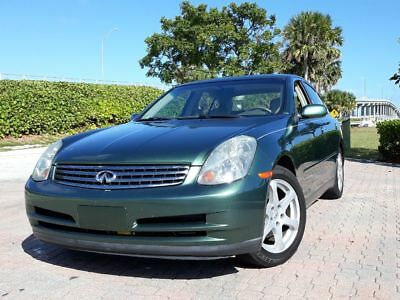 2003 Infiniti G35  2003 infiniti G35 Sedan low miles! Clean! Service records!